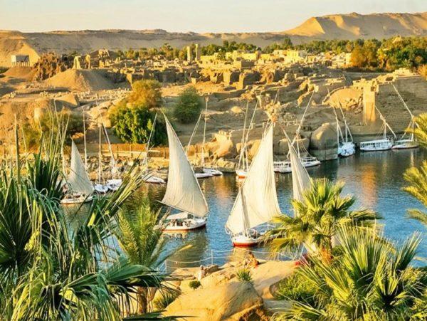 Felucca 6 Aswan