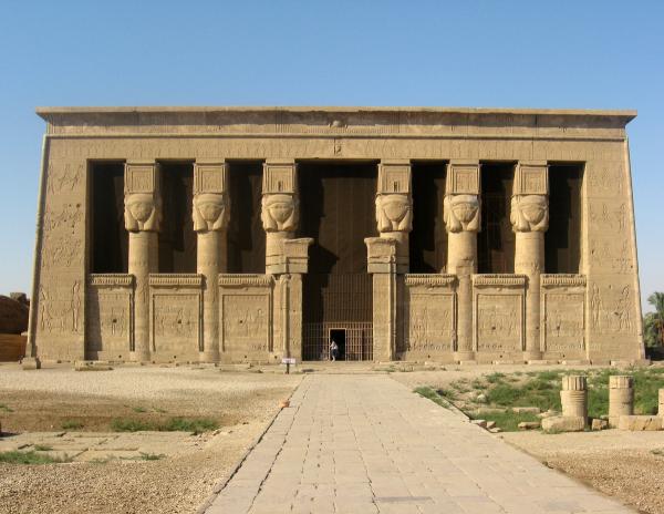 dandara temple
