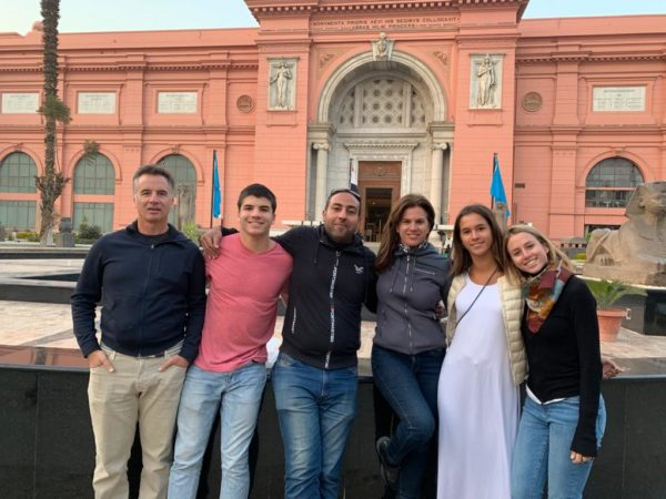 museum group