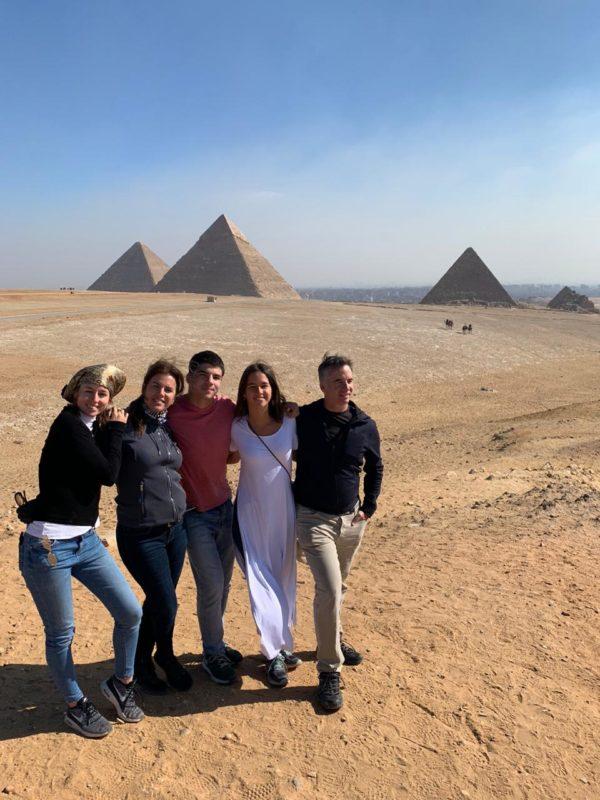 pyramids group 4