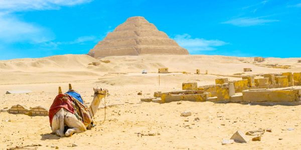 Tour to Giza Pyramids and The Step Pyramid From Sokhna Port | Sokhna Port Tours