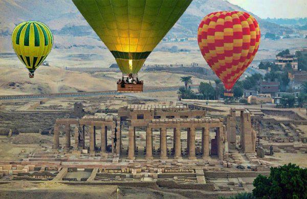 Luxor hot air baloon