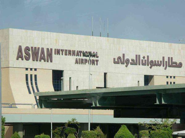 aswan airportr
