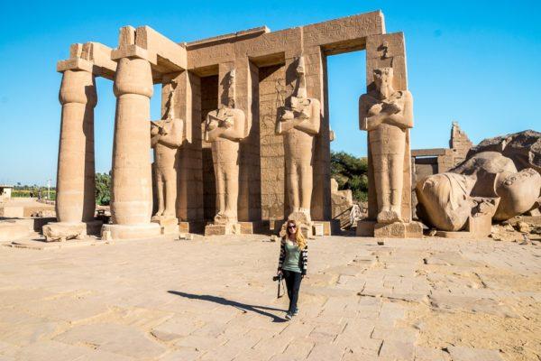 Ramesseum temple 2