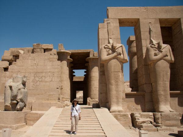 Ramesseum temple 6